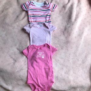 Baby onesies 0-3 months